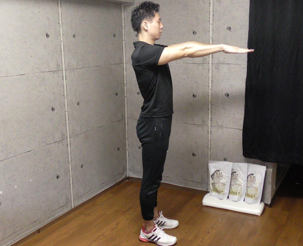茨木将之、エクササイズ、お尻、ダイエット、トレーニング、下半身、太もも、美脚、部分痩せ