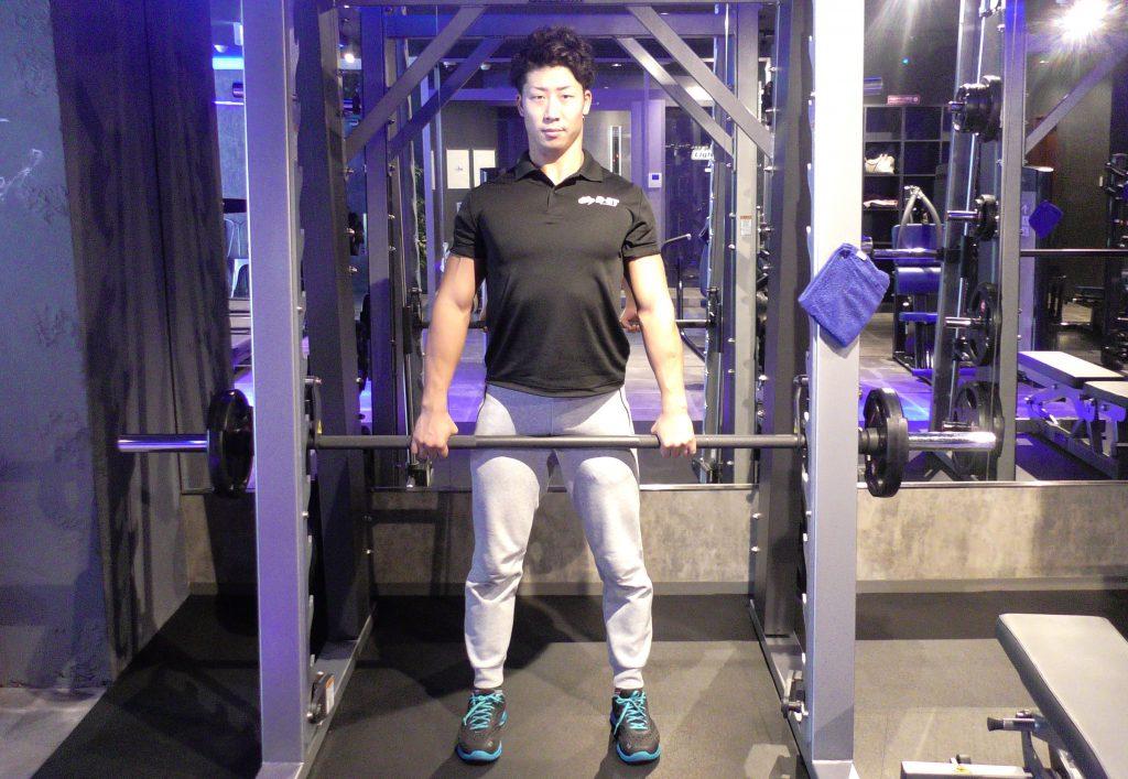ダイエット、肉体改造、筋トレ、パーソナルトレーナー、食事、効率よく、トレーニング、BIG3、筋肥大、白石龍太