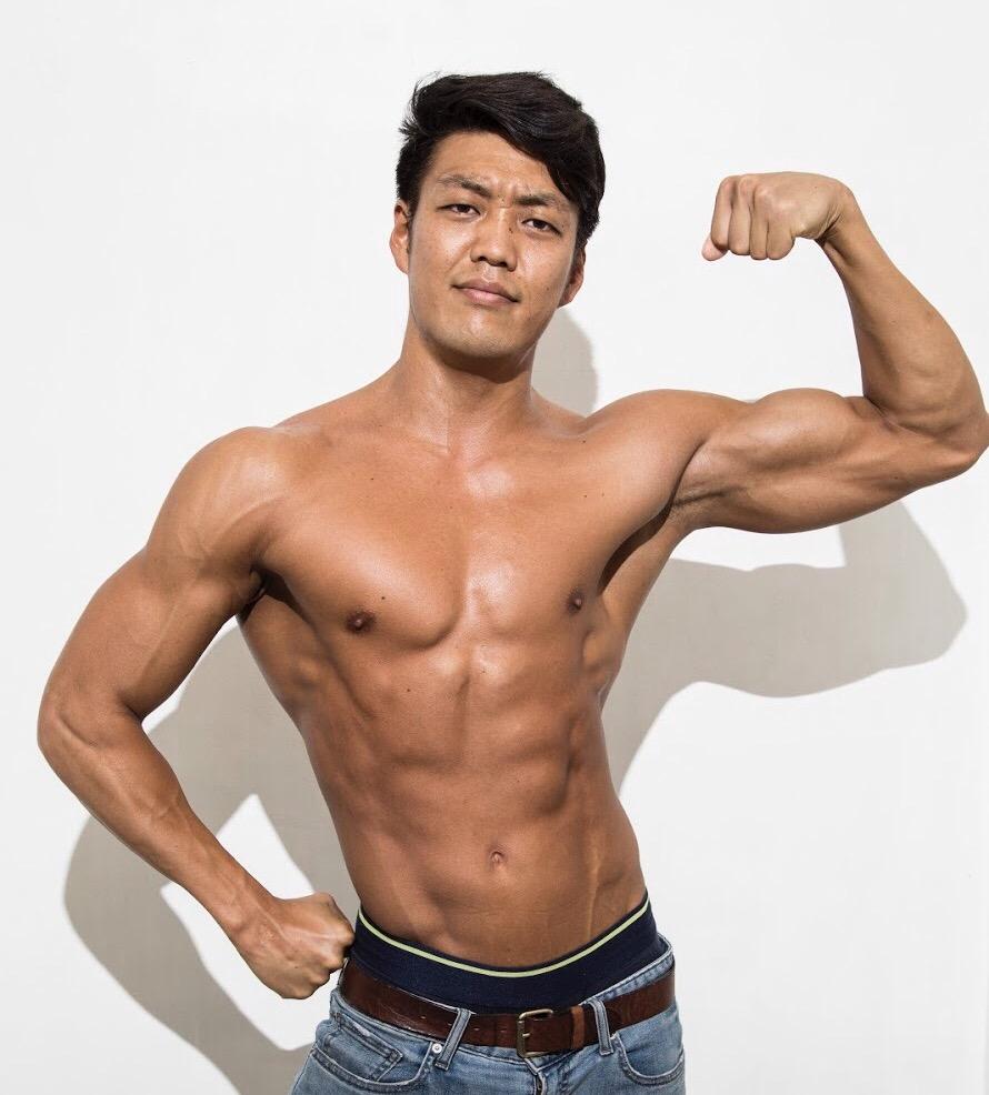 田中俊、パーソナルトレーナー、パーソナルトレーニング、ティップクロス渋谷、筋トレ、フィジーク