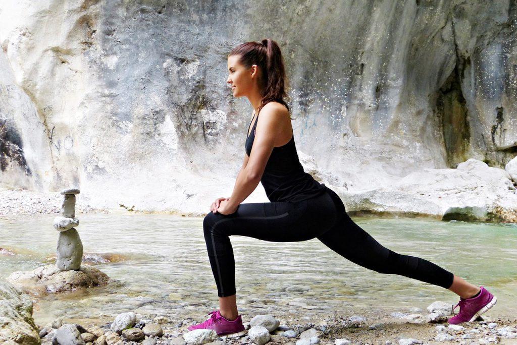 エクササイズ, お尻, グッドモーニング, ダイエット, トレーニング, ふくらはぎ, 下半身, 太もも, 柔軟性, 美脚, 部分痩せ